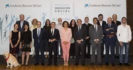 Obra Social 'la Caixa' premia a 10 proyectos innovadores que logran una transformación directa y real en la sociedad