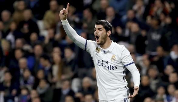 El Chelsea paga 80 millones de euros al Real Madrid para fichar a Morata