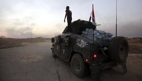 Daesh desplaza familias enteras a Mosul como escudos humanos