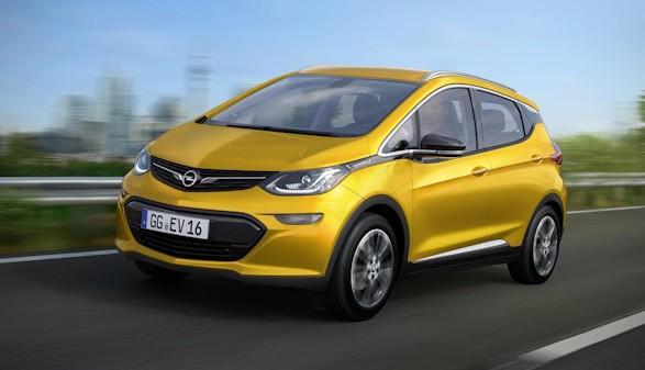 El nuevo eléctrico de Opel, el Ampera-e, se presentará en el Salón de París