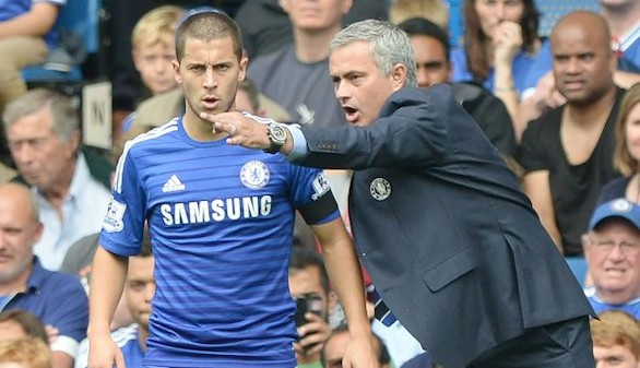 Mourinho y Hazard, mejor entrenador y futbolista de la Premier League