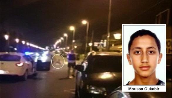 La policía busca al autor de los atentados de la Rambla