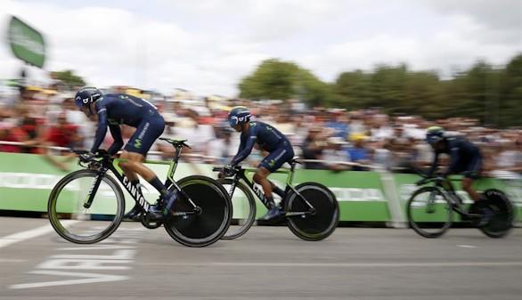Tour de Francia: Froome sigue líder y se queda a un segundo del triunfo