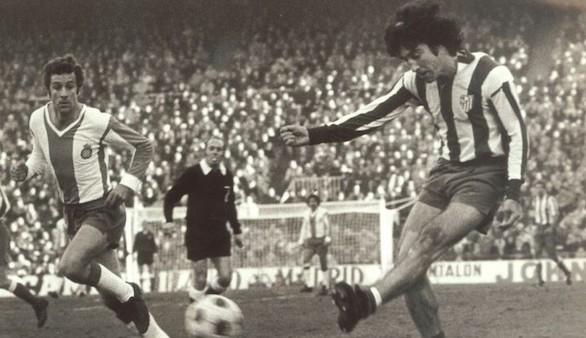 Muere el icónico defensa del Atlético 'Panadero' Díaz