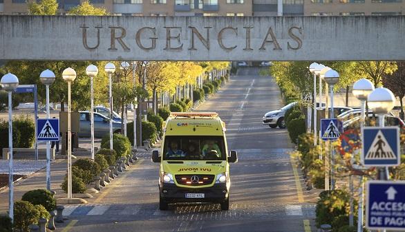 Un hombre muere en Urgencias tras sufrir un ictus y esperar cinco horas