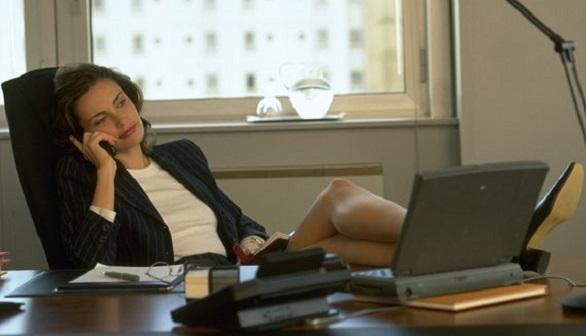Menos del 24 por ciento de los cargos directivos son mujeres
