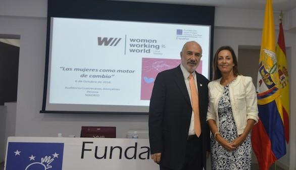 El Foro Women Working for the World reivindicará en Madrid el papel de la mujer