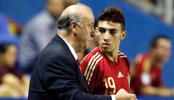 Años después de la convocatoria exprés de Del Bosque, Munir podrá jugar con Marruecos