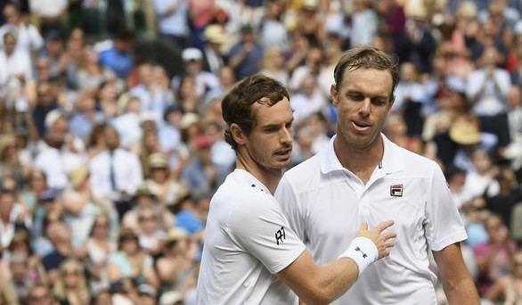 Wimbledon. El saque directo de Querrey apea a Murray de las semifinales