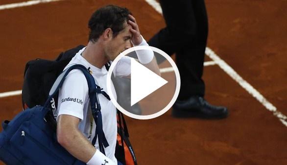 Masters de Madrid. La juventud apea a Murray y Nadal vuelve a brillar
