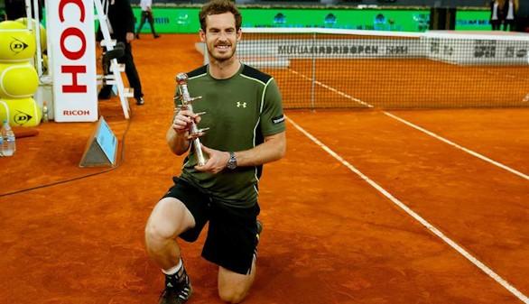 Murray eclipsa a Nadal en la final de Madrid