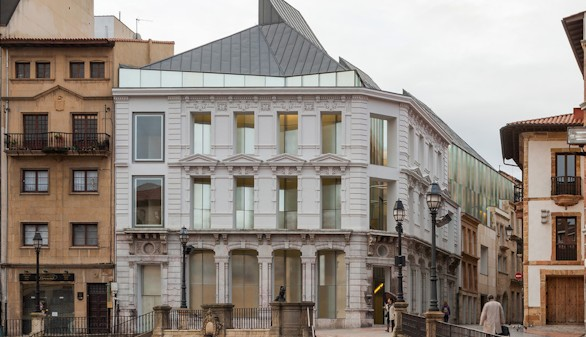 El Museo de Bellas Artes de Asturias reabre tras ocho años de reformas