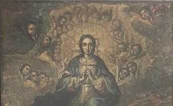 El Museo de Lérida recupera la obra de Sijena que no pudo ser localizada