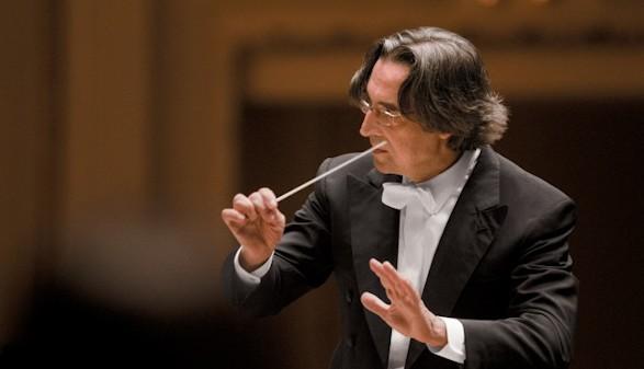 Muti elige Oviedo para sus dos únicas funciones de ópera en España