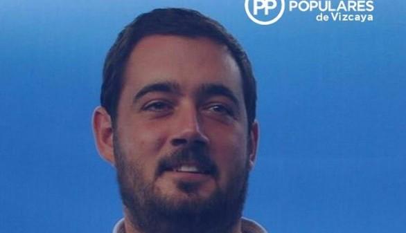 El presidente de NNGG del PP en el País Vasco denuncia una agresión