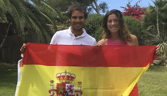 Nadal y Muguruza hacen historia: números unos del tenis mundial