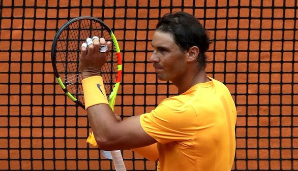 Masters 1.000 de Madrid. Rafa Nadal, sin problemas ante Monfils