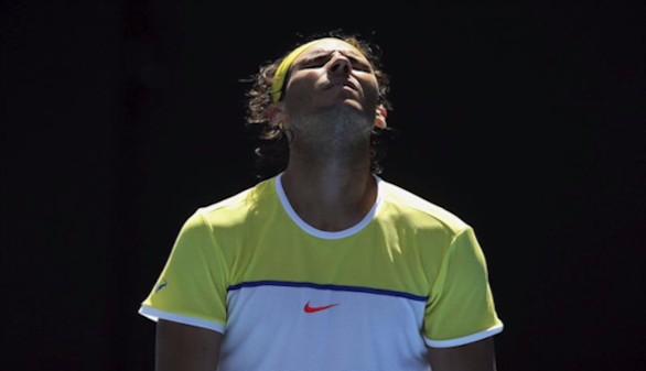 Nadal, eliminado y Muguruza pasa a segunda ronda sin problemas