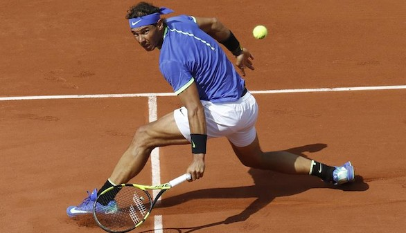 Roland Garros. Nadal, sin contemplaciones ante Haase