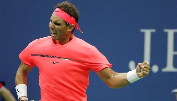 US Open. Nadal solventa su debut tras un complicado primer set