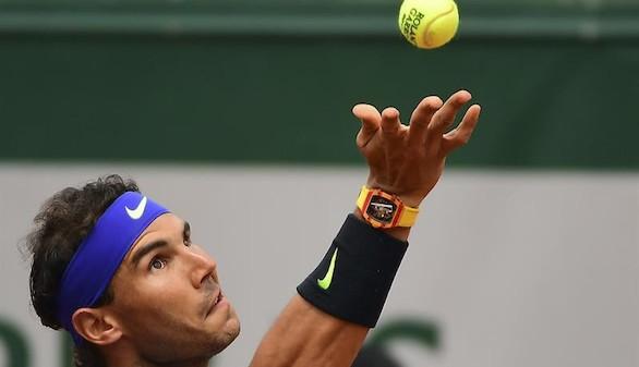 Roland Garros. Nadal abre el torneo con un contundente triunfo sobre Paire