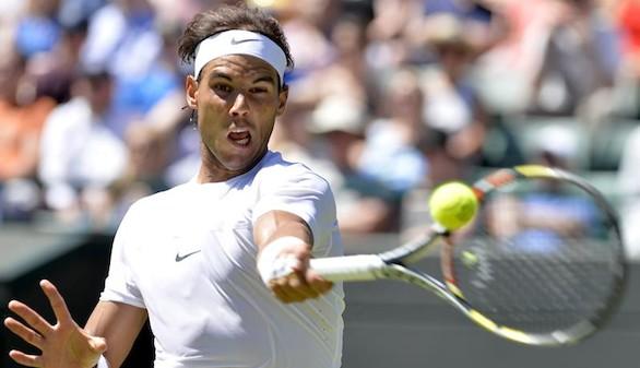 Nadal debuta en Wimbledon con victoria ante Bellucci