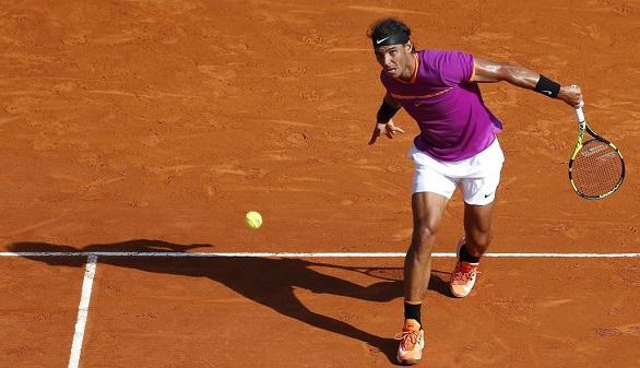 Masters 1.000 Montecarlo. Rafa Nadal arrasa a Bedene en su debut | 6-1/6-3