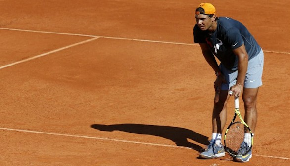 Roland Garros. Nadal abandona