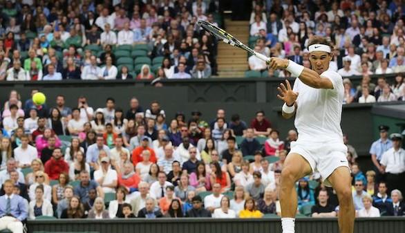 Wimbledom: El cuadro final hace que Nadal eluda a Djokovic pero podría cruzarse con Murray y Federer