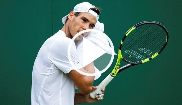 Wimbledon. Djokovic llega ganando y Nadal proclama su