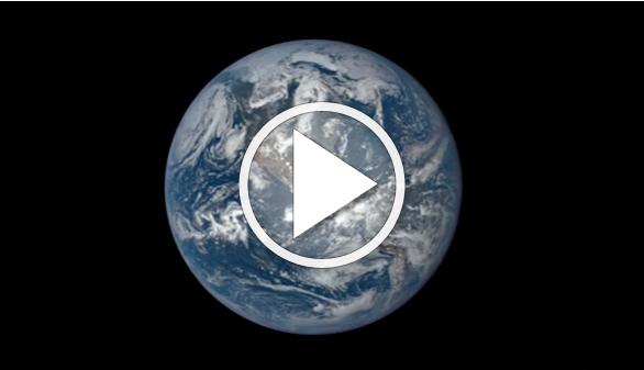Espectacular vídeo de la Tierra: 3.000 imágenes en sólo 3 minutos