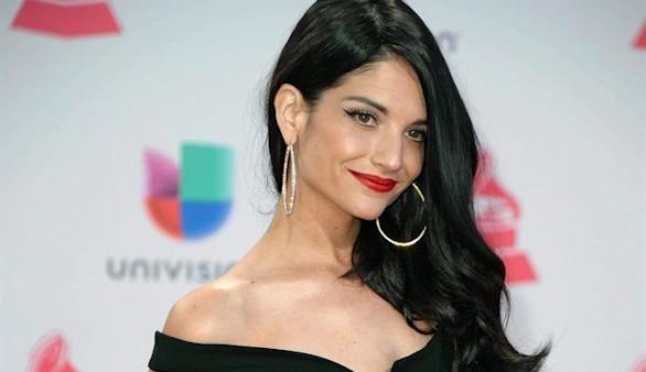 La cantante Natalia Jiménez espera su primer hijo