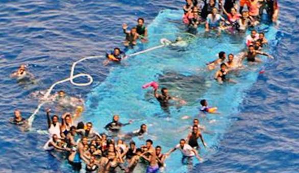Al menos 15 personas mueren en un naufragio en el Canal de Sicilia