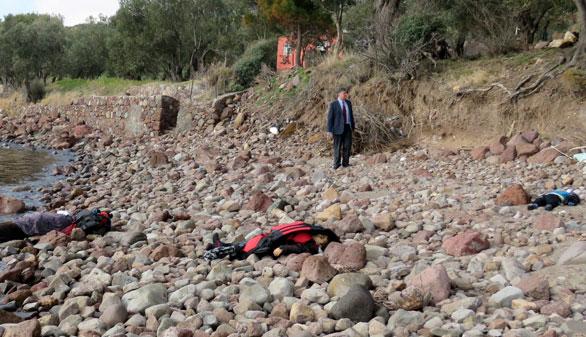 Al menos 39 refugiados pierden la vida en un nuevo naufragio