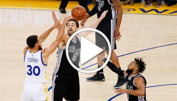 NBA. Se anuncian los mejores quintetos de la temporada con sorpresa