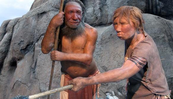 Descubren trazas genéticas del neandertal en los humanos modernos