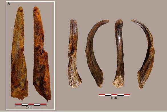 Halladas las herramientas neandertales de madera más antiguas de la península