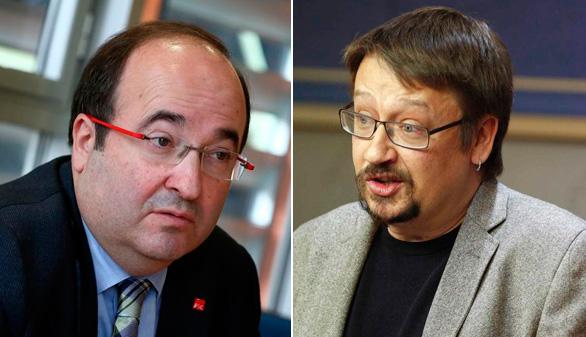 El PSC no responde a la propuesta de consulta de En Comú Podem