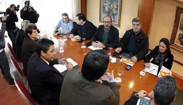 El acuerdo entre UPyD y Ciudadanos en Asturias,