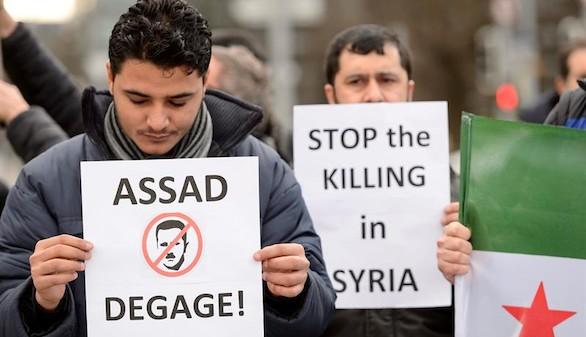 La oposición Siria pide la liberación de mujeres y niños y ayuda humanitaria