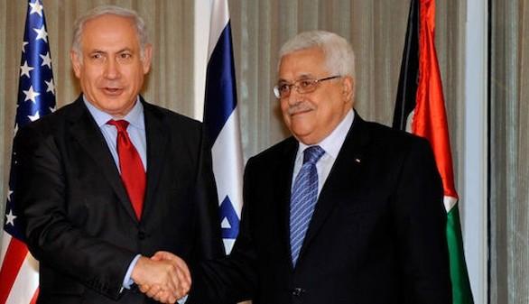 Netanyahu y el presidente israelí telefonearon a Abás para darle el pésame por su hermano
