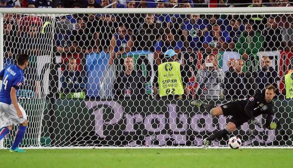 Neuer: 'Jamás vi una tanda de penaltis igual'