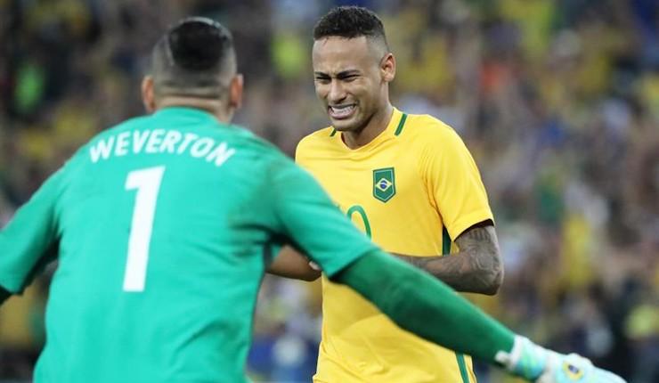 Brasil al fin consigue su oro en fútbol
