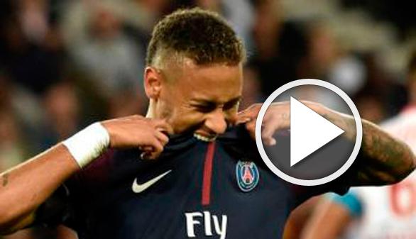 Neymar y Cavani casi llegan a las manos en el vestuario: Emery en peligro