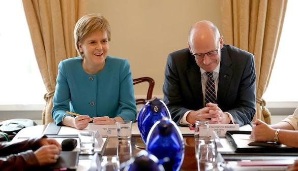 Escocia plantea un segundo referéndum sobre su independencia
