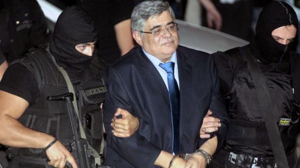 La cúpula del partido neonazi Amanecer Dorado, culpable de dirigir una banda criminal
