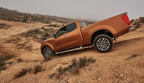 Motor.es reconoce al Nissan Navara como mejor Pick-up de 2016