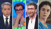 Antena 3 Noticias 2 y 'Pasapalabra' lideran un día más, mientras 'El Hormiguero' y 'Mujer' siguen brillando en la noche.