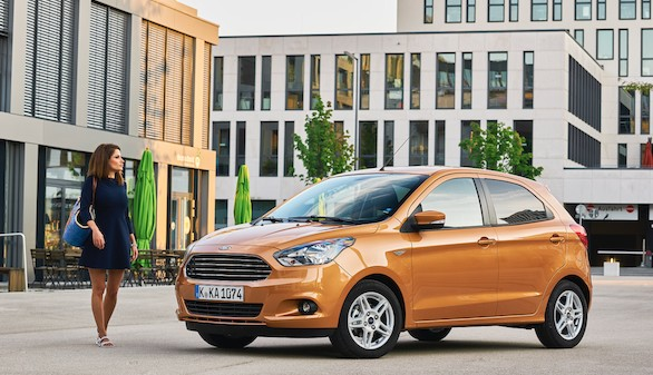 Motor. Nuevo Ford KA+ cinco puertas: gran Valor, pequeño tamaño