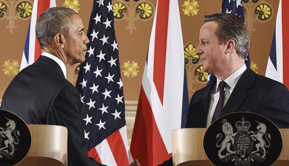 Obama avisa a Reino Unido: EEUU prioriza negociar con la UE